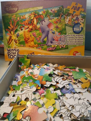 Maxi Puzzle Winnie the Poon