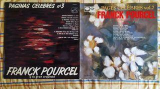 Pourcel varios música clásica Mozart LP vinilo
