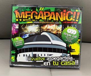 CD MEGAPANIC