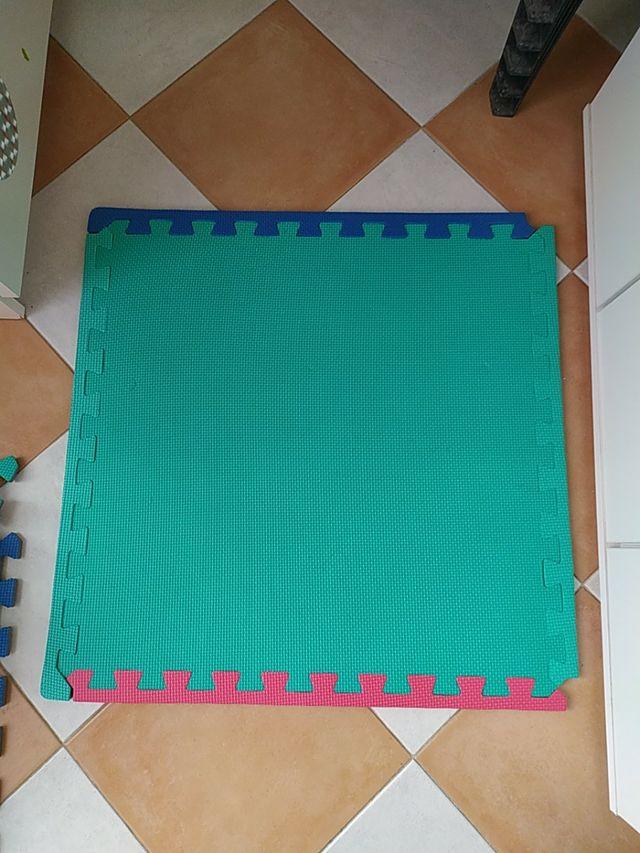 alfombra puzzle 8 piezas