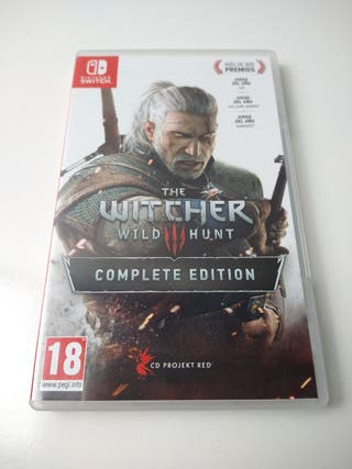 The Witcher 3 - Nintendo Switch
