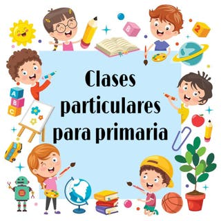 Clases particulares para primaria