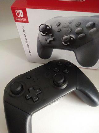 Mando pro inalámbrico - Nintendo Switch