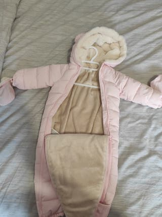 Polar bebe frío/invierno mono