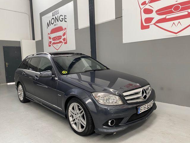 Mercedes-Benz Clase C 220 CDI PACK AMG