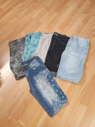 Lote de pantalones cortos