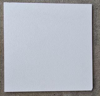 Placa Yeso Blanco 60x60x1,5 cm