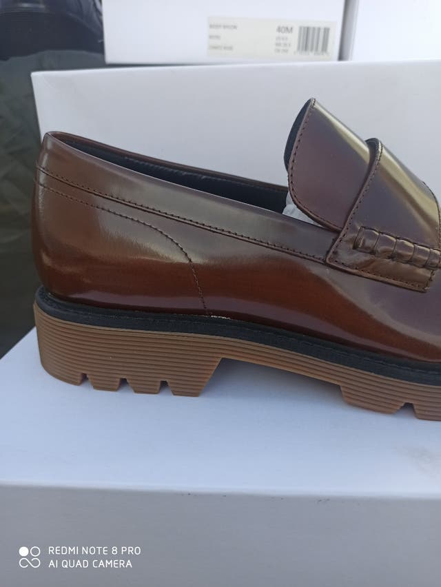 zapato calvin Klein
