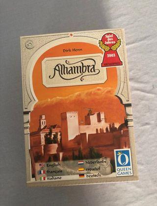 Alhambra / Juego de Mesa
