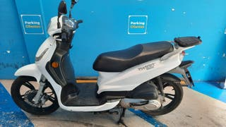 Peugeot Tweet 50cc Biplaza