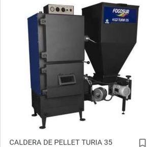 caldera de biomasa turia 35