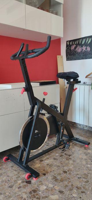 bicicleta estàtica Decathlon