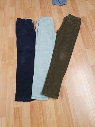 Lote de 3 pantalones