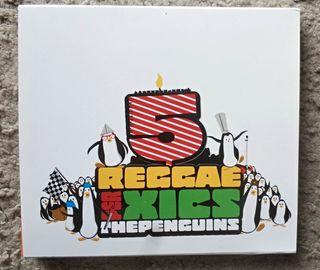Doble CD REGGAE The Penguins