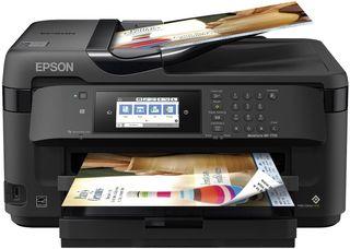 Impresora Multifuncion Epson WF 7710