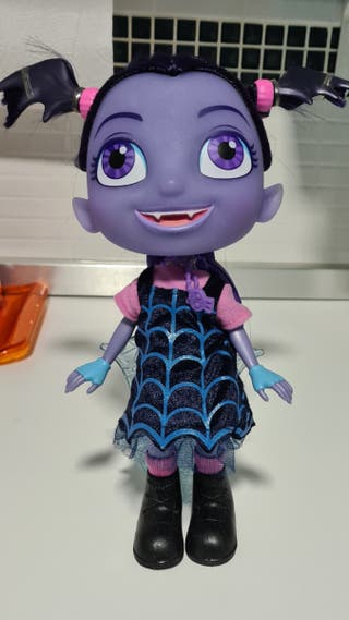 vampirina muñeca y casa