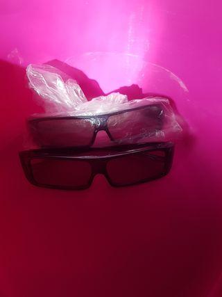 Gafas 3d pasivas