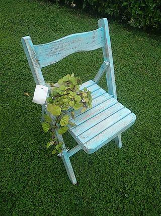 silla plegable interior o exterior