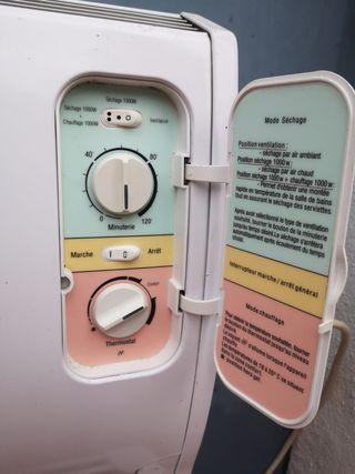 Radiador toallas / calentador tovalloles