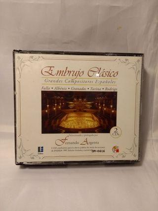 Doble CD, clásicos españoles