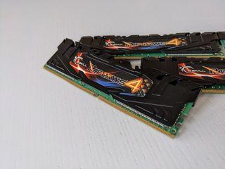 RAM G.Skill 16GB DDR4 2400