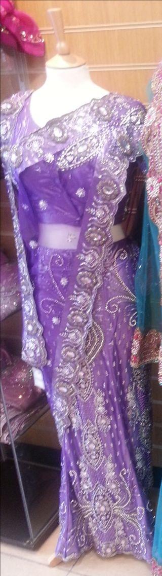 Beautiful Saree Lengha's
