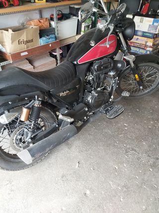 moto macbor rockster 125cc