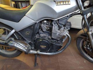 yamaha xs400 1989
