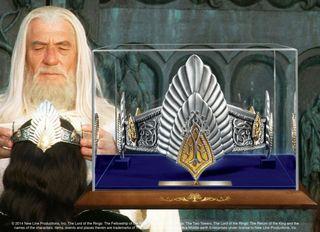 Réplica Corona del Rey Elessar (Aragorn) ESDLA