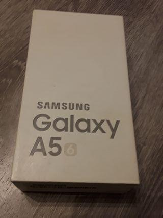 caja movil Galaxy a5
