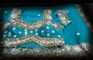 Designer Inspired Saree