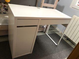 escritorio ikea micke segunda mano