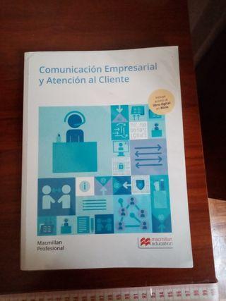 libro comunacion empresarial y atención al cliente