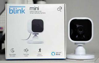 Cámara inteligente Blink Mini de Amazon a estrenar