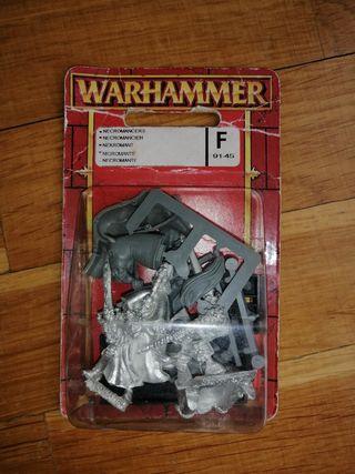 Nigromante de warhammer