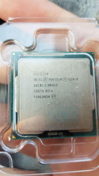 Procesador Intel pentium g2010 ( 1155 )