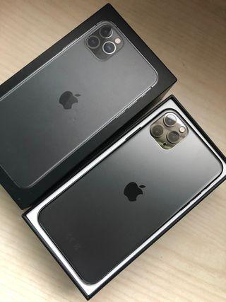 iPhone 11 pro max 64 gb gris