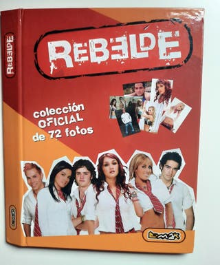 Álbum Rebelde
