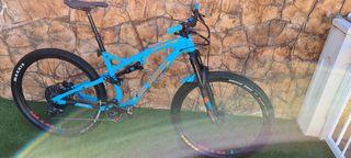 bici enduro all mountain.