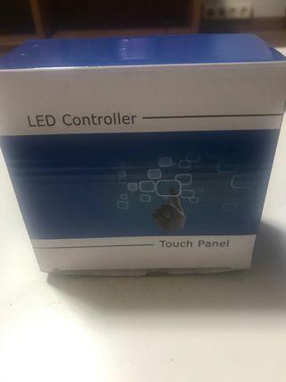 Regulador interruptor táctil