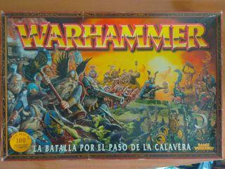 warhammer el paso de las calaveras