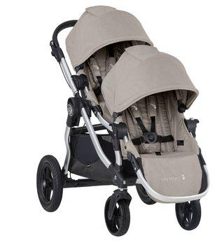 Babyjogger City Select (con 2 sillas)