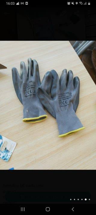 Guantes S
