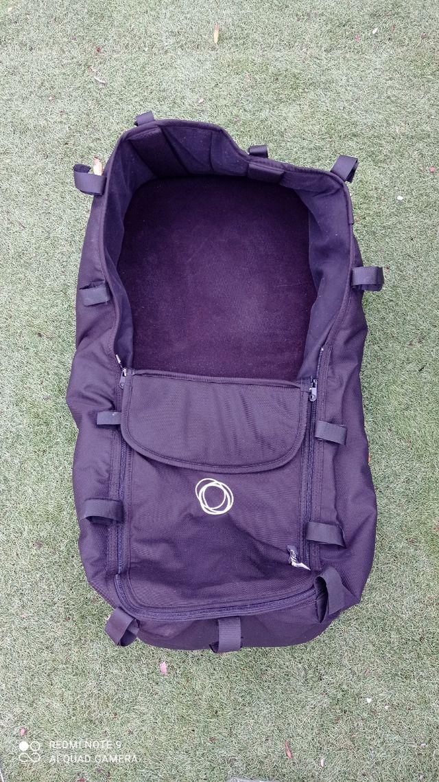 Carro bebé Bugaboo Búffalo+Maxi-Cosi+accesorios