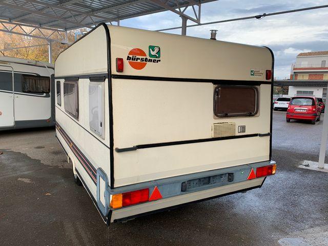 Caravana burstner 450 1998