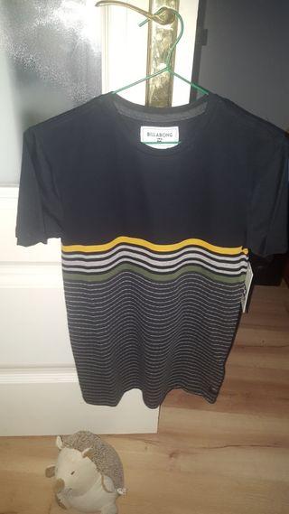 camiseta Billabong nueva talla 14