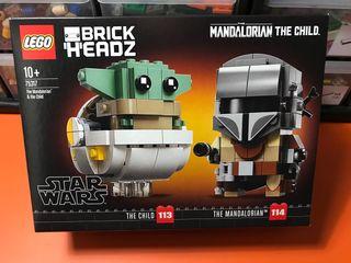 Lego Mandalorian nuevo 75317