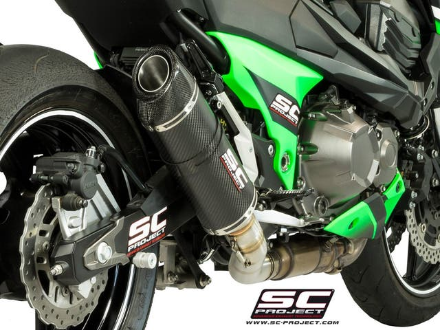 ESCAPE SC PROJECT OVAL CARBONO Z800