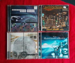 LOTE TRANCE Y ELECTRONICA