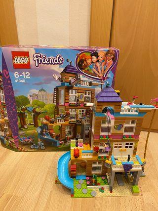 Lego friends casa de la amistad 41340